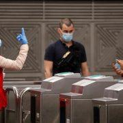 control en pandemia